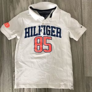 Tommy Hilfiger Shirts & Tops - Tommy Hilfiger boys Polo size 12-14